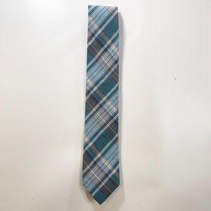 Ryan Seacrest Distinction | Gray Blue Tie